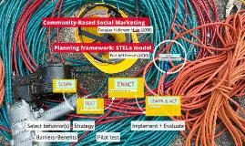 [Smktg] Other frameworks: STELa + CBSM