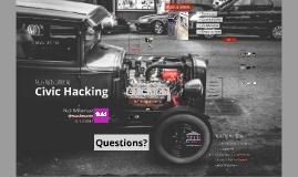 Civic Hacking (GIS)