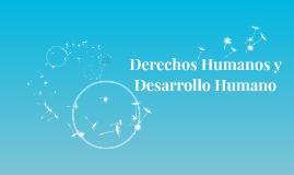 Derechos Humanos y Desarrollo Humano