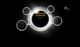 Lee Leadership Scholarship