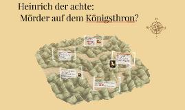 Copy of Heinrich der achte: