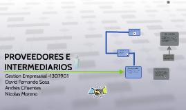 Copy of PROVEEDORES E INTERMEDIARIOS