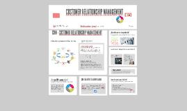 Copy of CUSTOMER RELATIONSHIP MANAGEMENT