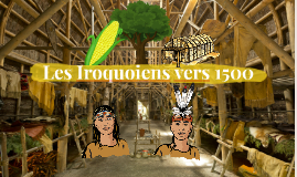 Les Iroquoiens vers 1500