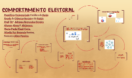 Copy of Copy of Copy of Copy of Comportamelto Eleitoral