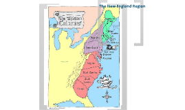 Interdependence in the 13 Colonies