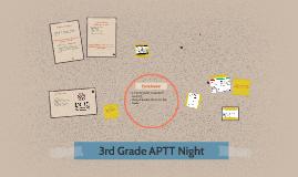 APTT Night- 11/6/14