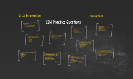 LSW Practice Questions by Becky Cammy on Prezi