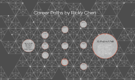Career Paths by Ricky Chen