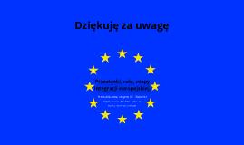 Przesłanki, cele, etapy integracji europejskiej.