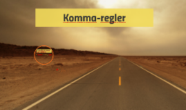 Copy of Komma-regler
