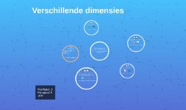 2HV H3 P8 Verschillende dimensies