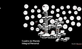 Cuadro de Mando Integral Personal