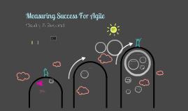 Measuring Agile and Scrum Teams