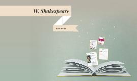 Shakespeare und seine Werke