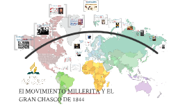 Copy of El movimiento Millerita y el Gran Chasco de 1844