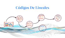 CÓDIGO LINEAL