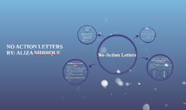 No-Action Letters