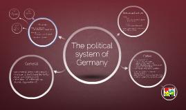 Copy of Das politische System in Deutschland