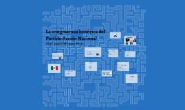 La congruencia histórica del Partido Acción Nacional