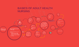 BASICS OF ADULT HEALTH NURSING