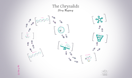 The Chrysalids Story Map