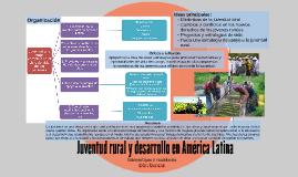 Juventud rural y desarrollo en América Latina