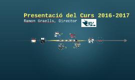 Presentació Curs 2016-2017