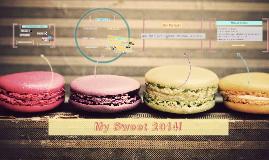 My Honey Weng's Sweet 2014