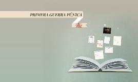 Copia de PRIMERA GUERRA PUNICA