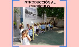 CURRÍCULOS DE EDUCACIÓN INICIAL Y PREPARATORIA