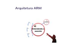 Novas tecnologias - Arquitetura ARM