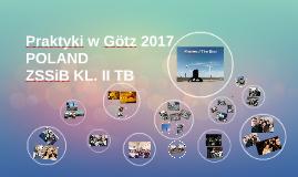 Praktyki w Götz 2017