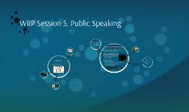 Copy of 2018 WRP Session 5, Public Speaking