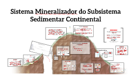 Sistema Mineralizador do Subsistema Sedimentar Continental