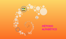 METODO ALFABETICO