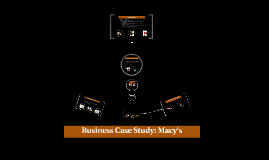 Copy of Business Case Study: Macy's