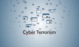 Online terrorism and Cyber terrorism