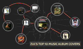 ZUL'S TOP 10 MUSIC ALBUM COVERS