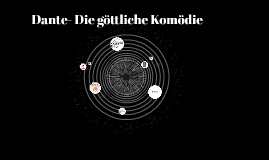Dante- Die göttliche Komödie