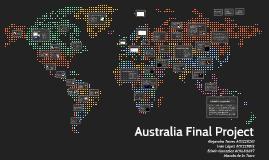 Australia Final Project