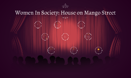 Women In Society: House on Mango Street