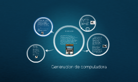 Copy of Generacion de computadores