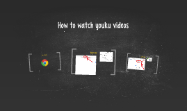 How to watch youku videos