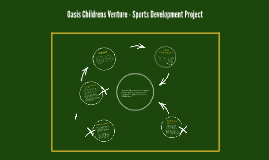 Oasis Childrens Venture - Sports Development Project
