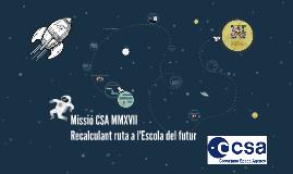 Missió CSA MMXVII