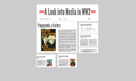 A Look into Media