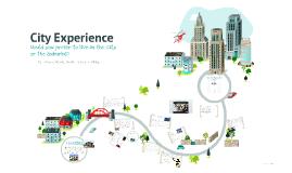 City EXperience