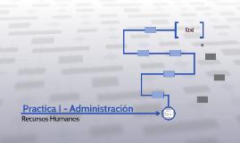 Práctica I - Administración