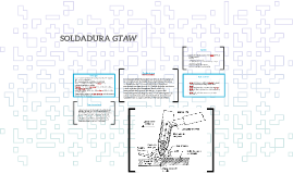 SOLDADURA GTAW